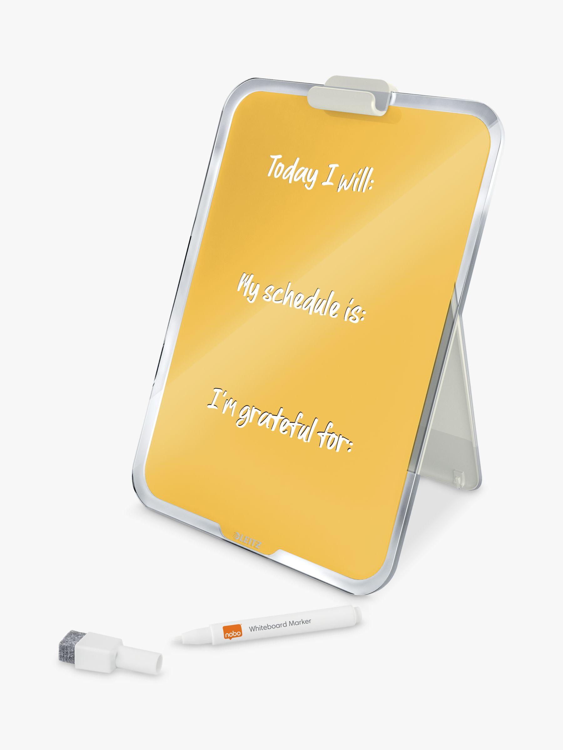 Leitz Cosy Glass Desk Easel