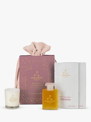 Aromatherapy Associates Moment Of Rose Indulgence Bodycare Gift Set