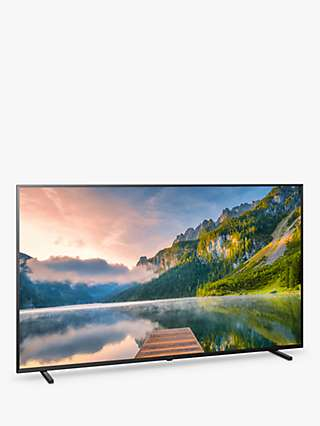 Panasonic TX-50JX800B (2021) LED HDR 4K Ultra HD Smart Android TV, 50 inch with Freeview Play, Black
