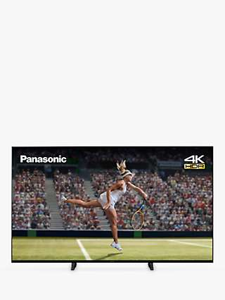 Panasonic TX-65JX940B (2021) LED HDR 4K Ultra HD Smart TV, 65 inch with Freeview Play & Dolby Atmos, Black