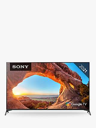 Sony Bravia KD65X89J (2021) LED HDR 4K Ultra HD Smart Google TV, 65 inch with Freeview HD/Freesat HD & Dolby Atmos, Black