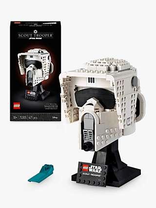 """LEGO Star Wars 75305 Scout Trooperâ""""¢ Helmet"""