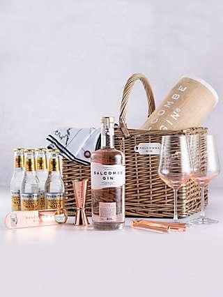 Salcombe Distilling Co 'Rosé Sainte Marie' Hamper