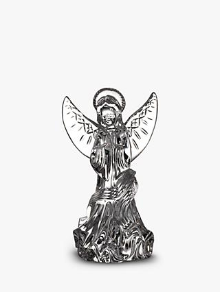 Waterford Lismore Angel Prayer Ornament