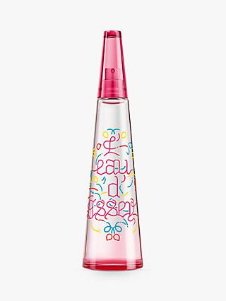 Issey Miyake L'Eau d'Issey Eau de Toilette Shades of Kolam Summer Edition,100ml