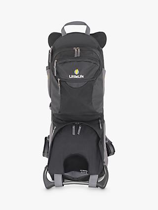 LittleLife Voyager S5 Child Back Carrier, Black