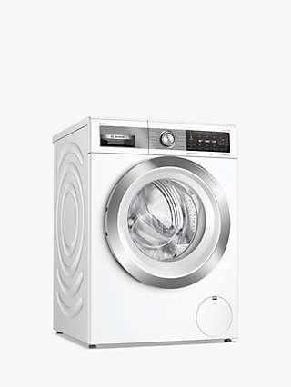 Bosch Serie 8 WAV28EH3GB Freestanding Washing Machine, White