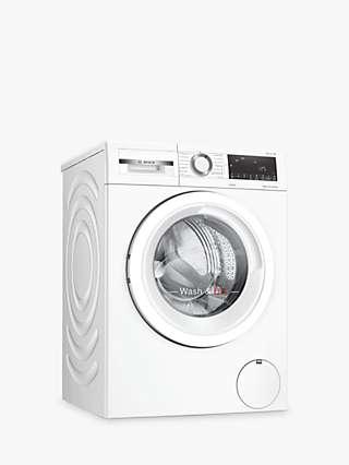 Bosch Serie 4 WNA134U8GB Freestanding Washer Dryer, 8kg/5kg Load, 1400rpm Spin, White