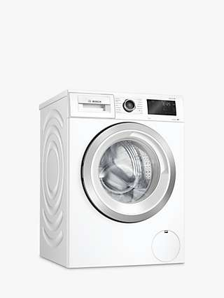 Bosch Serie 6 WAL28RH1GB Freestanding Washing Machine, 10kg Load, 1400rpm Spin, White