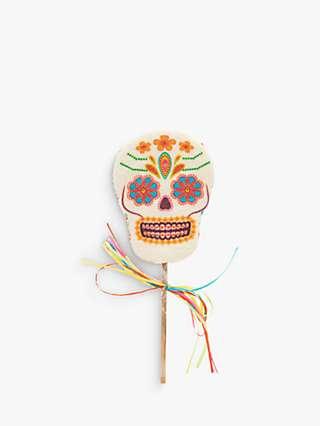 Natalie Marshmallow Skull Lolly, 27g, Bundle of 3