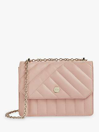 Ted Baker Selbina Quilted Leather Crossbody Bag