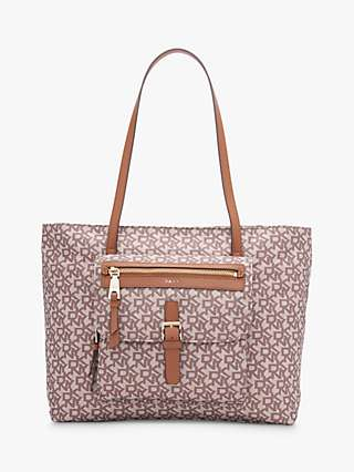 DKNY Cora Nylon Tote Bag