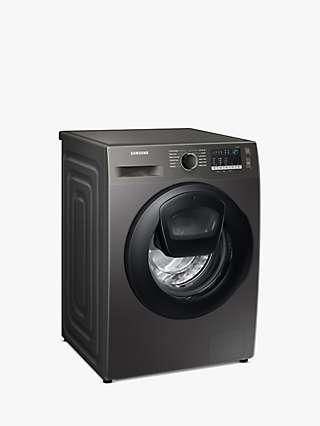 """Samsung Series 4 WW90T4540AX Freestanding AddWashâ""""¢ Washing Machine, 9kg Load, 1400rpm Spin, Graphite"""