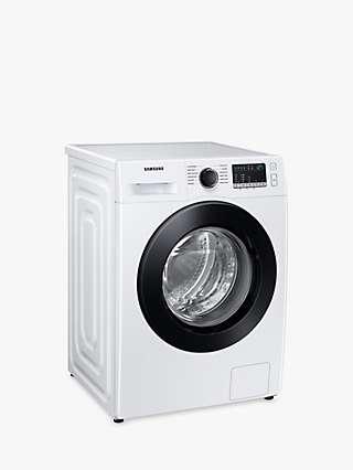 """Samsung Series 4 WW90T4040CE Freestanding HygieneSteamâ""""¢ Washing Machine, 9kg Load, 1400rpm Spin, Graphite"""