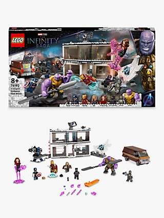 LEGO Marvel Avengers 76192 Endgame Final Battle