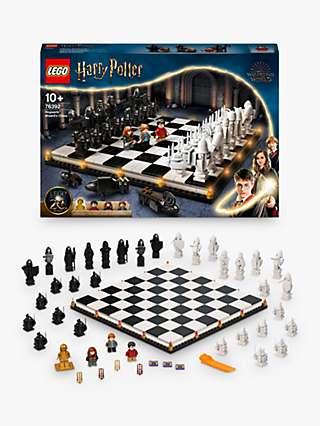 LEGO Harry Potter 76392 Hogwarts Wizard Chess