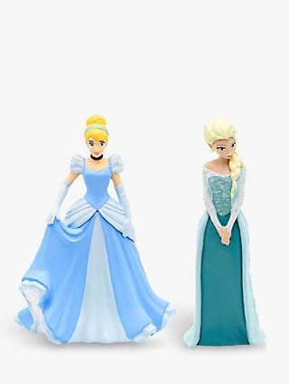 tonies Disney Frozen & Cinderella Tonie Audio Characters Bundle