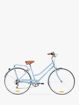 Reid Women's 16 Classic Lite Alloy Vintage Bike, Baby Blue