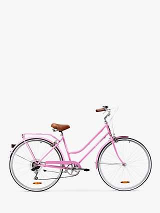 Reid Women's 16 Classic Vintage Bike, Pink