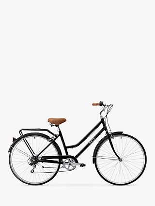 Reid Women's 16 Classic Lite Alloy Vintage Bike, Charcoal