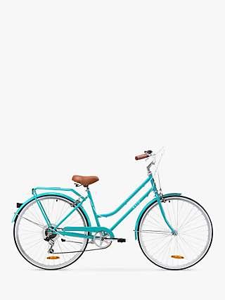 Reid Women's 18 Classic Vintage Bike, Turquoise