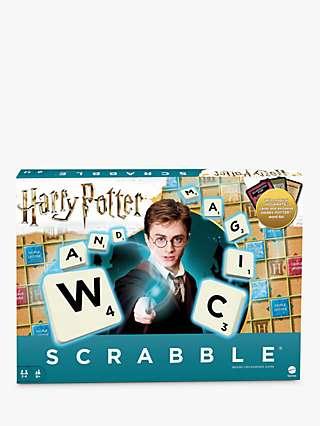 Scrabble Harry Potter Board Game