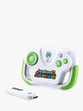LeapFrog LeapLand Adventures Learning Video Game