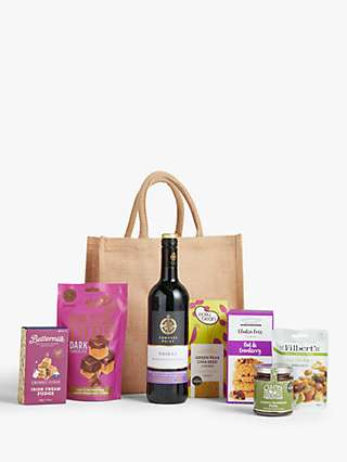 John Lewis & Partners Gloriously Gluten Free Bag