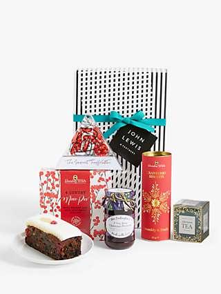 John Lewis & Partners Teatime Gift Box