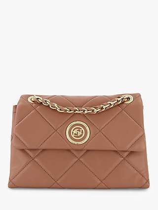 Dune Duchess Quilted Leather Shoulder Bag