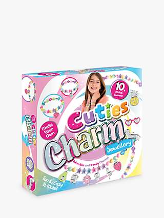 Craft Box Make Your Own Cuties Charm Jewellery