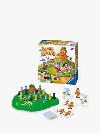 Ravensburger Funny Bunny Board Game