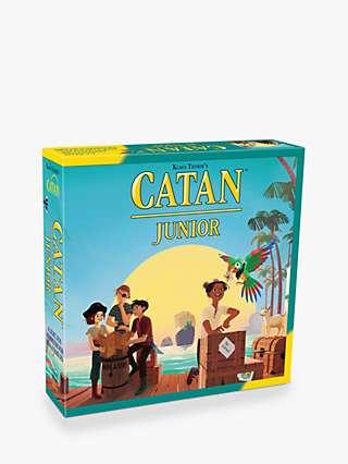 Settlers Of Catan Junior Board Game
