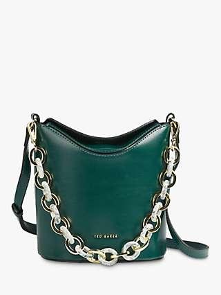 Ted Baker Brookki Mini Leather Bucket Bag