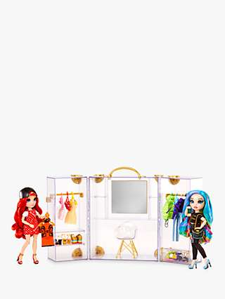 Rainbow High Deluxe Fashion Closet Playset