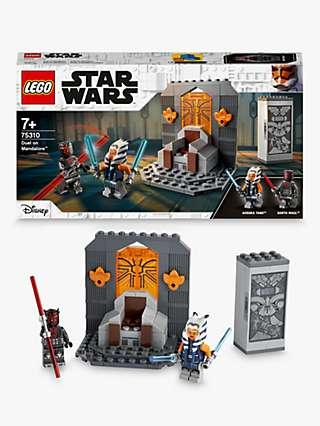 "LEGO Star Wars 75310 Duel on Mandaloreâ""¢"