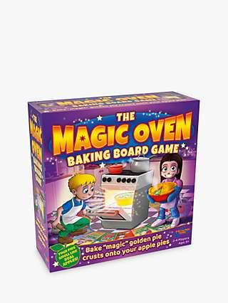 The Magic Oven Bake Board Game