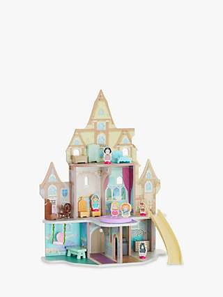 Disney Princess Wooden Enchanted Castle