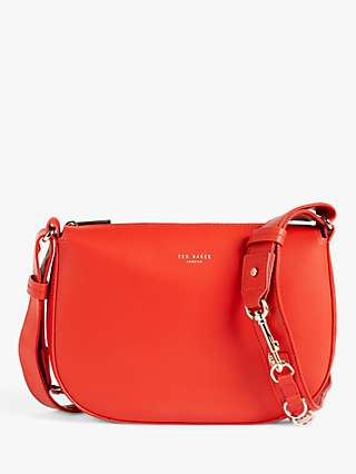 Ted Baker Equenn Equestrian Leather Cross Body Bag