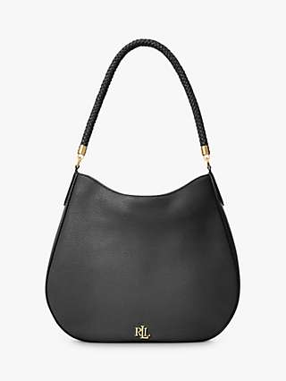 Lauren Ralph Lauren Charli Leather Shoulder Bag