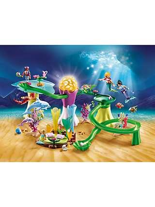 Playmobil Magic 70094 Mermaid Cove & Illuminated Dome