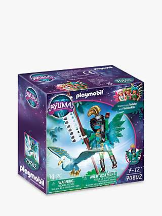 Playmobil 70802 Knight Fairy with Soul Animal