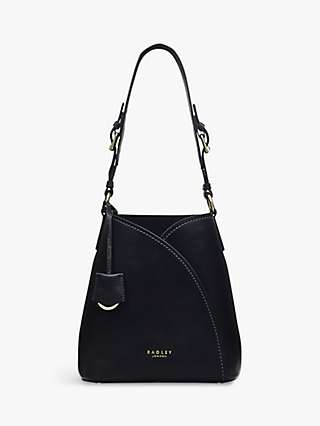 Radley Tulip Street Medium Leather Open Top Shoulder Bag
