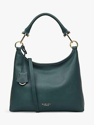 Radley Cuba Street Medium Leather Open Top Shoulder Bag