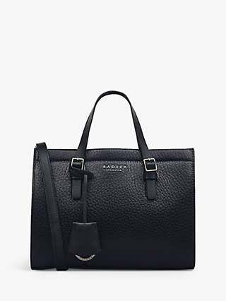 Radley Tudor Close Medium Leather Grab Bag