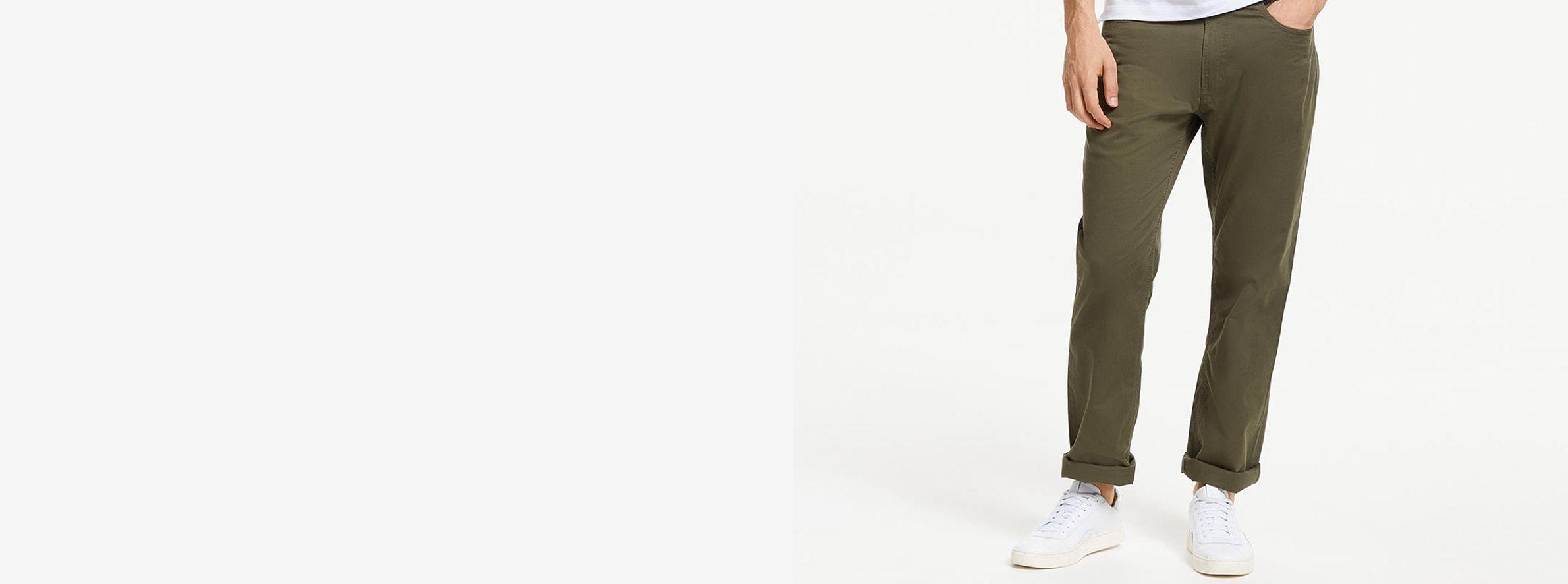 c8700ff7 Men's Trousers | Formal, Casual, Chinos, Smart | John Lewis