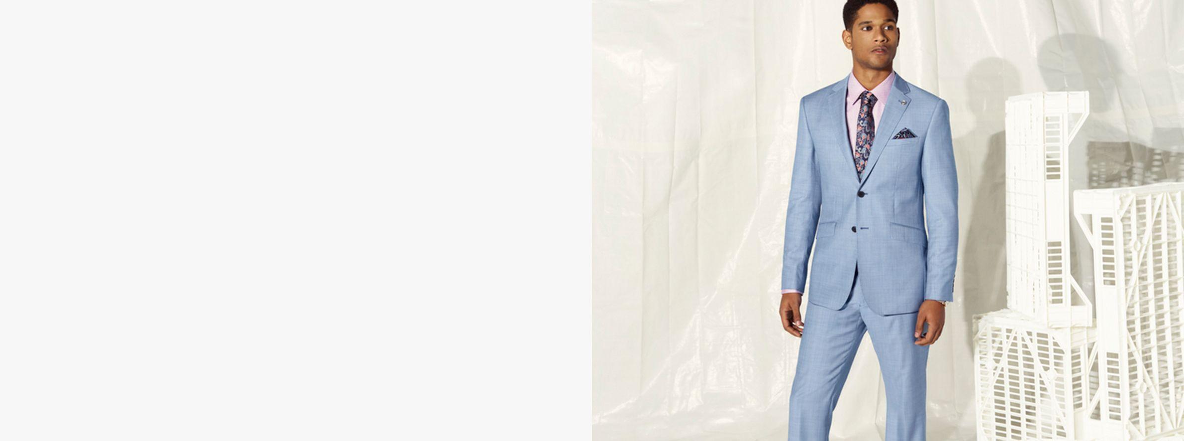 81bd10a20f4ec Men's Suits | Regular, Tailored, Slim Fit | John Lewis & Partners