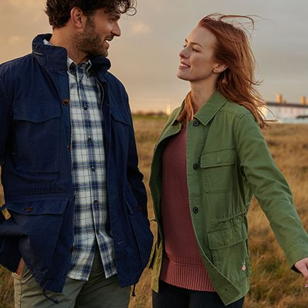 Barbour X National Trust