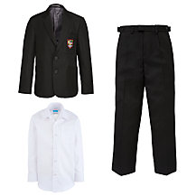 Caterham High School Boys' Main Uniform