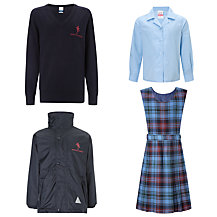 Howell's School Junior Girls' (Years Reception, 1 & 2) Uniform